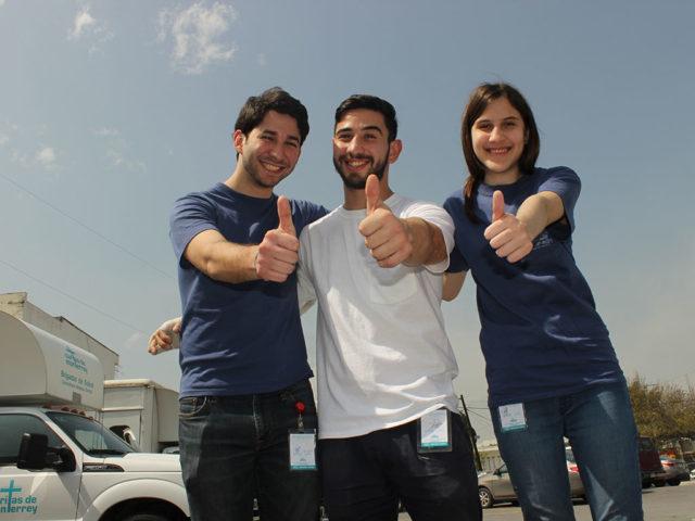 Voluntariado de Cáritas de Monterrey