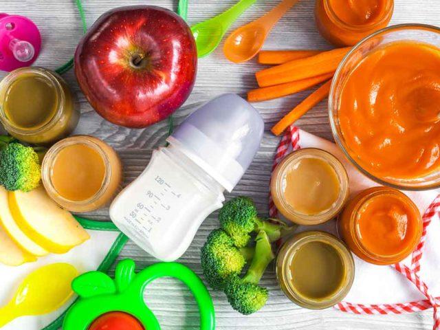 Alimentación complementaria: ¿qué es y cuándo iniciarla?
