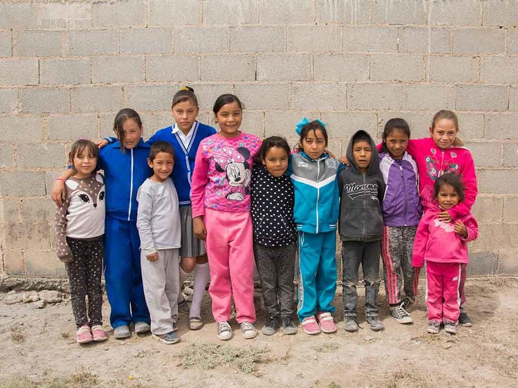 Cáritas ayuda a 364 mil 96 personas durante el 2019