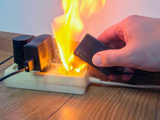 Aprende cómo prevenir un incendio