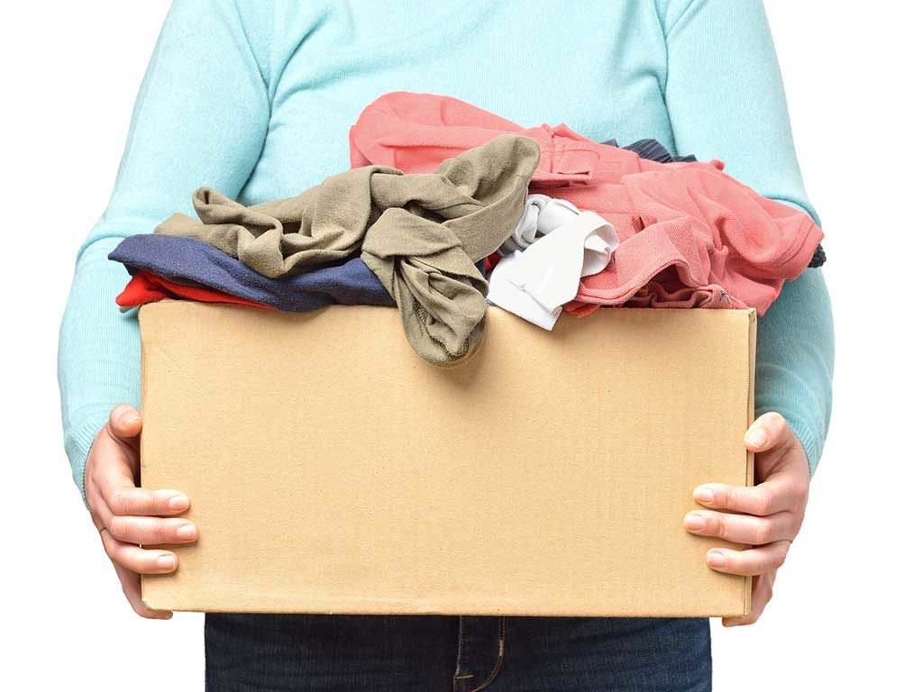 ¿Dónde donar ropa usada en Monterrey?