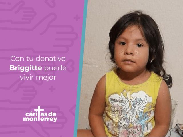 Ayuda a Brigitte a combatir la esclerosis tuberosa