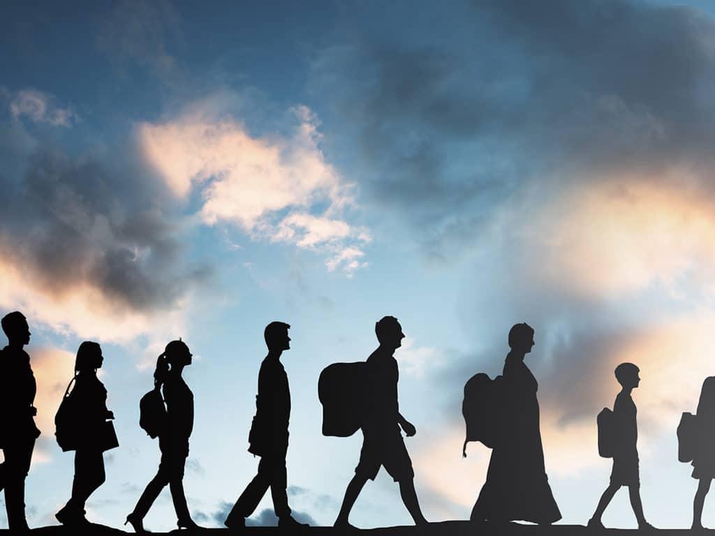 Conoce las razones de la migración y abre tu corazón para ayudar a quienes lo necesitan