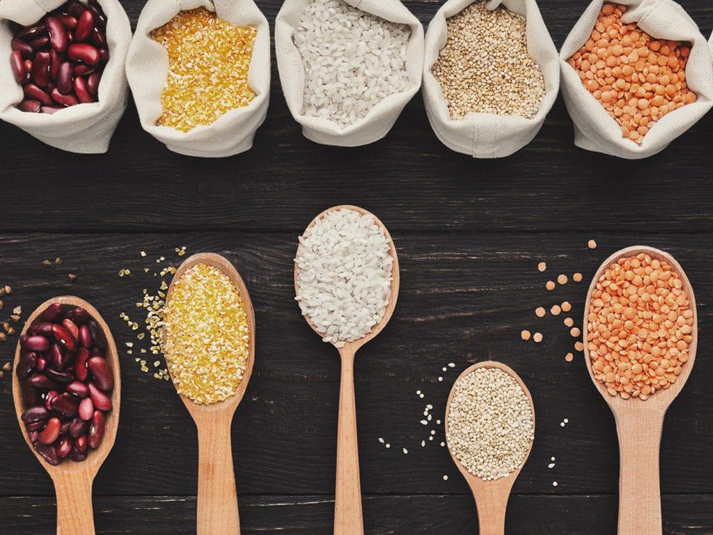 Tipos de legumbres más consumidas en México