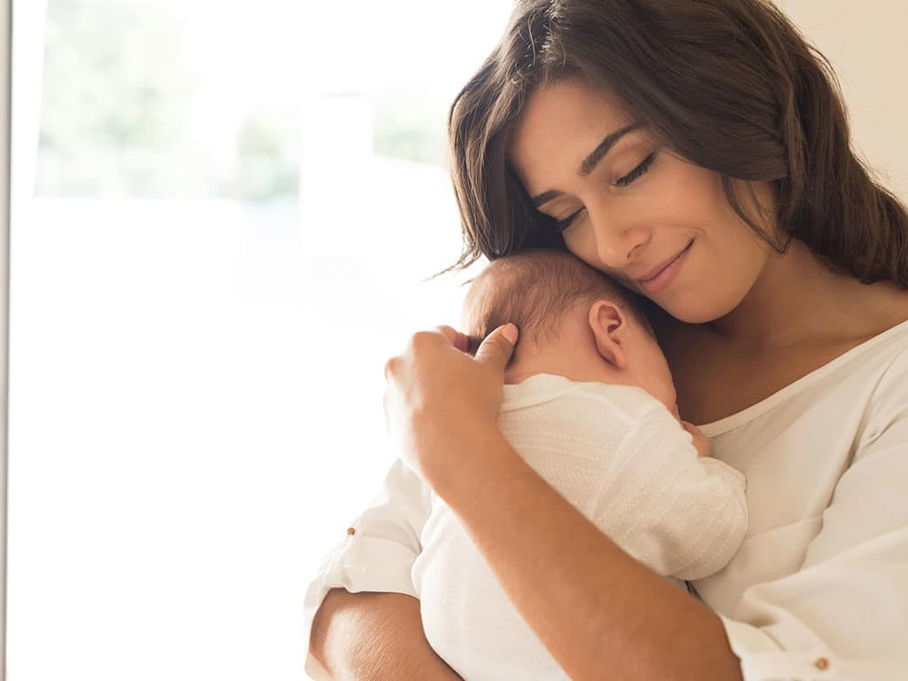 5 beneficios de la lactancia materna para el bebe