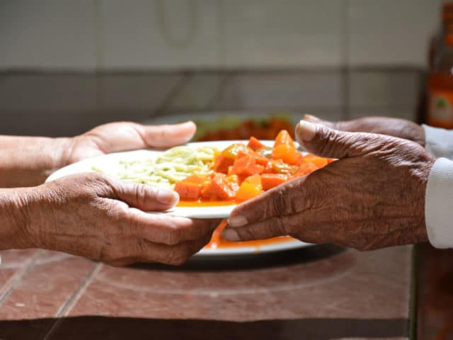 Comedor social: un oasis para quienes menos tienen