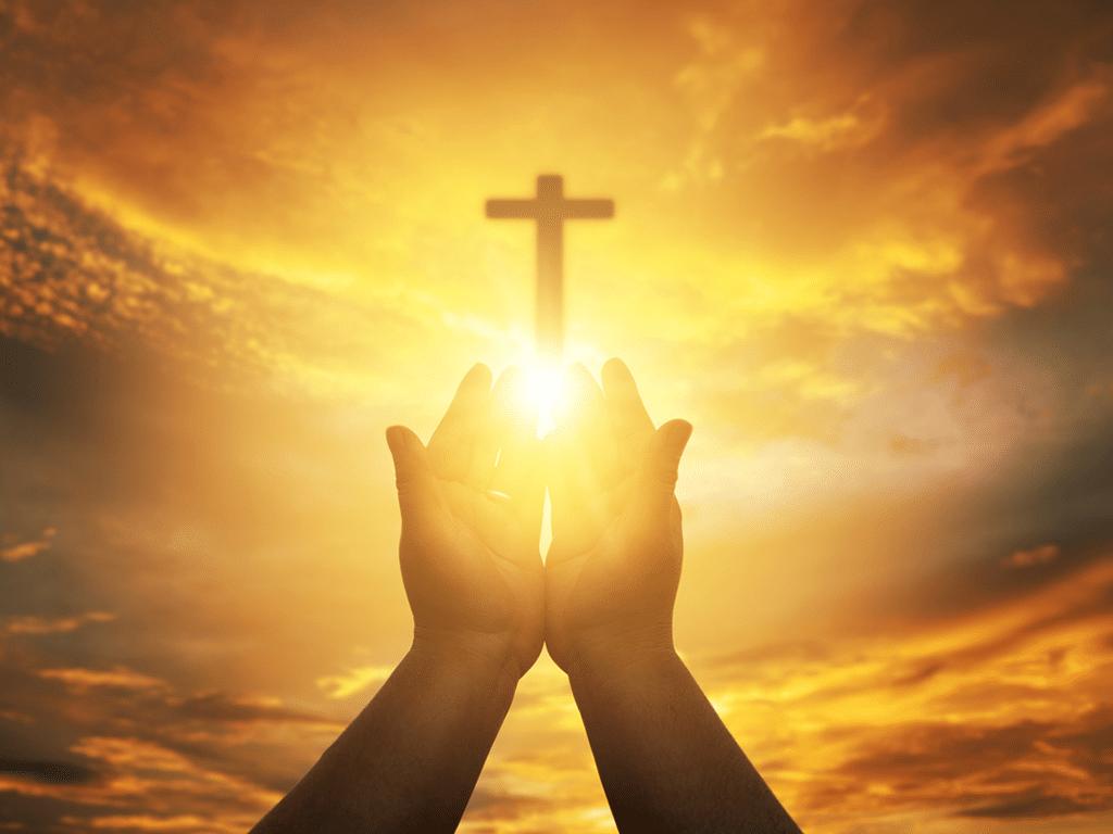 Oración de la Santa Cruz para el resguardo y protección