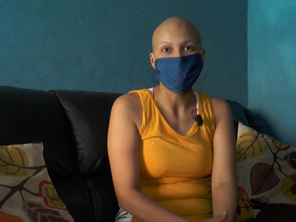 Con tus donativos Diana combatirá el linfoma no hodgkin y de zona gris que padece